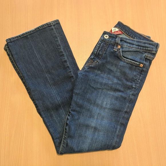 Lucky Brand Denim - Lucky Brand bootcut jeans